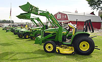 Used John Deere Equipment